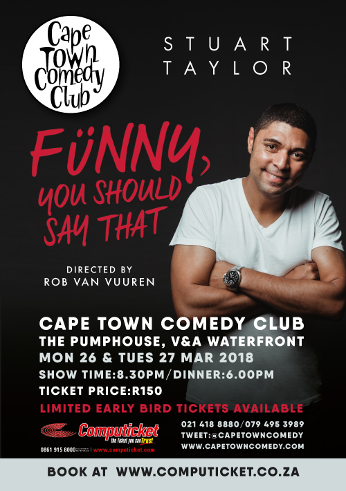 Home - Cape Town Comedy ClubCape Town Comedy Club