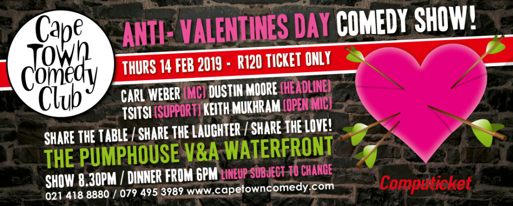 What S On Cape Town Comedy Clubcape Town Comedy Club